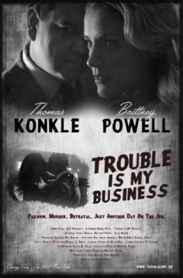 Trouble Is My Business ()